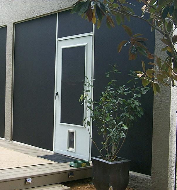 28 Solar Shades For Patio Doors Three Solar Shades On Slidi Exterior Shades For Your House